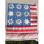 Quilted Flag Tutorial