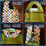 Travel Bib Pattern